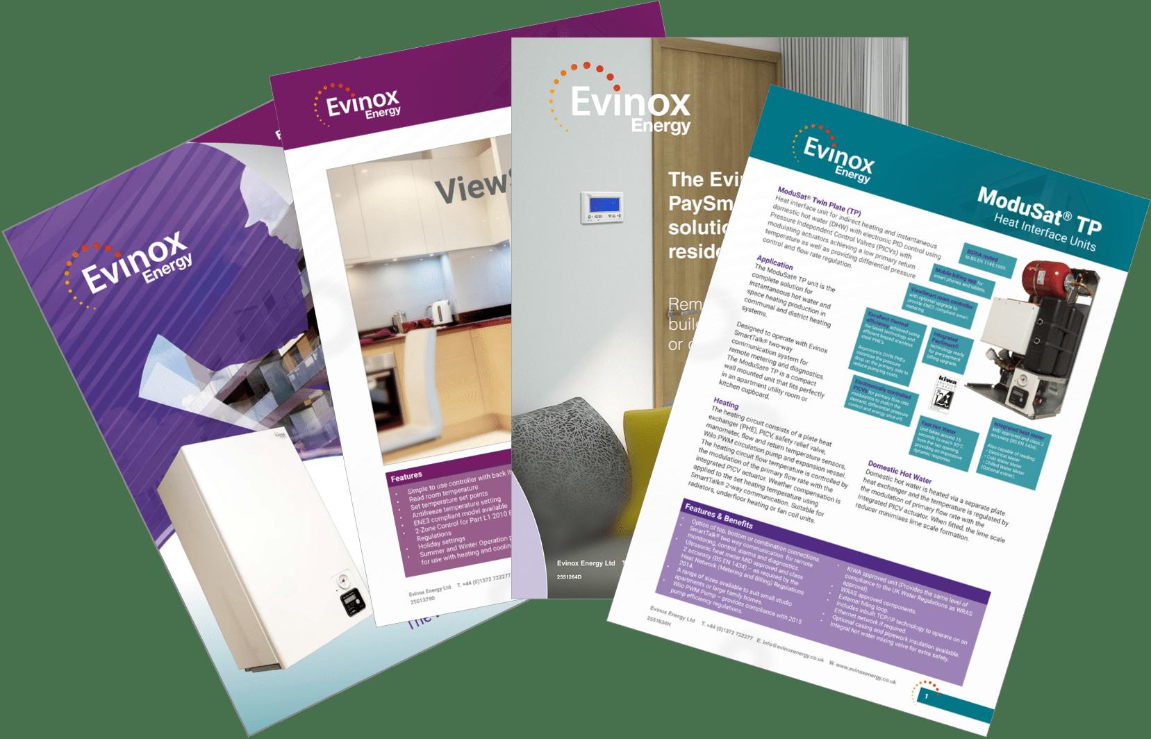 Evinox brochure image