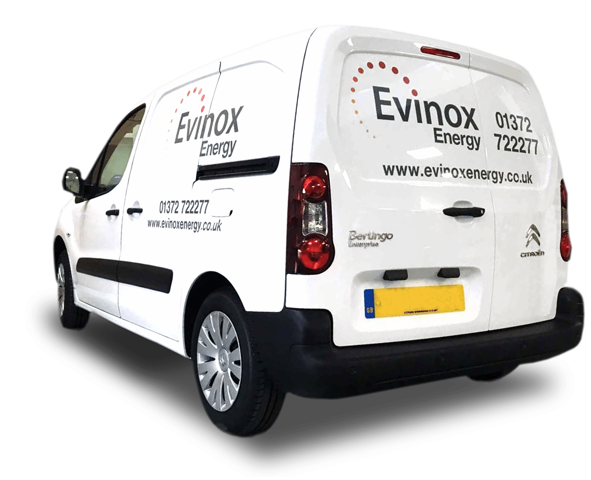 Evinox Service and Maintenance Van