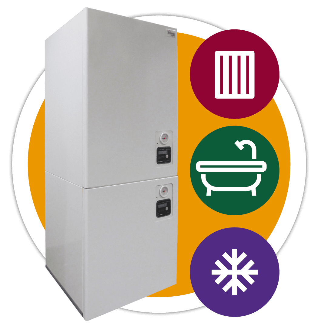 ModuSat CHHC heating and cooling interface unit
