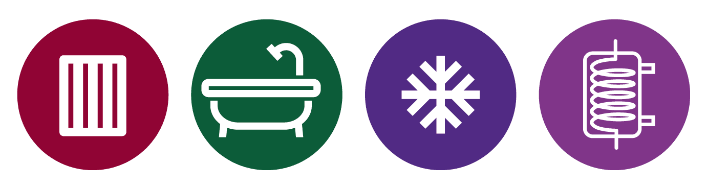 HVAC HIU Icons