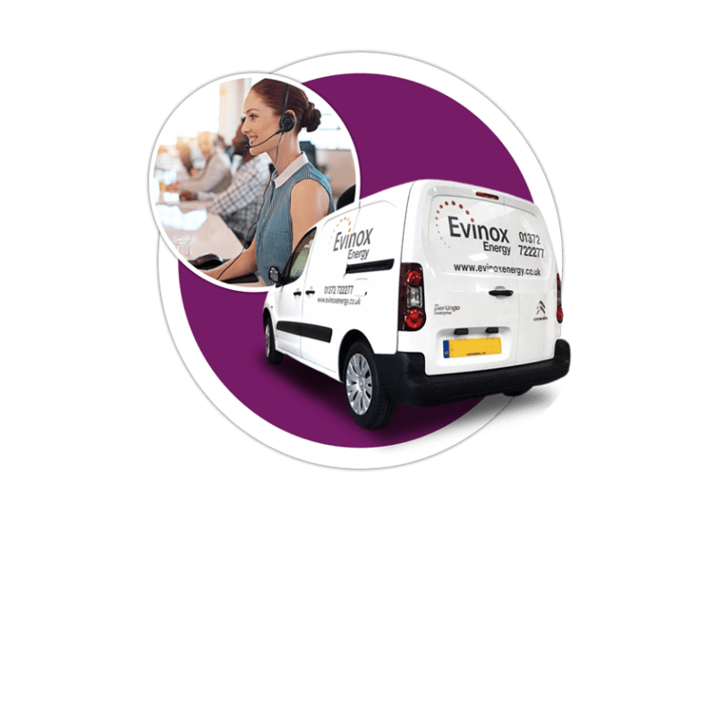 Service plans from Evinox Energy