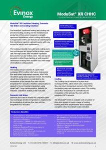 ModuSat XR CHHC Data Sheet