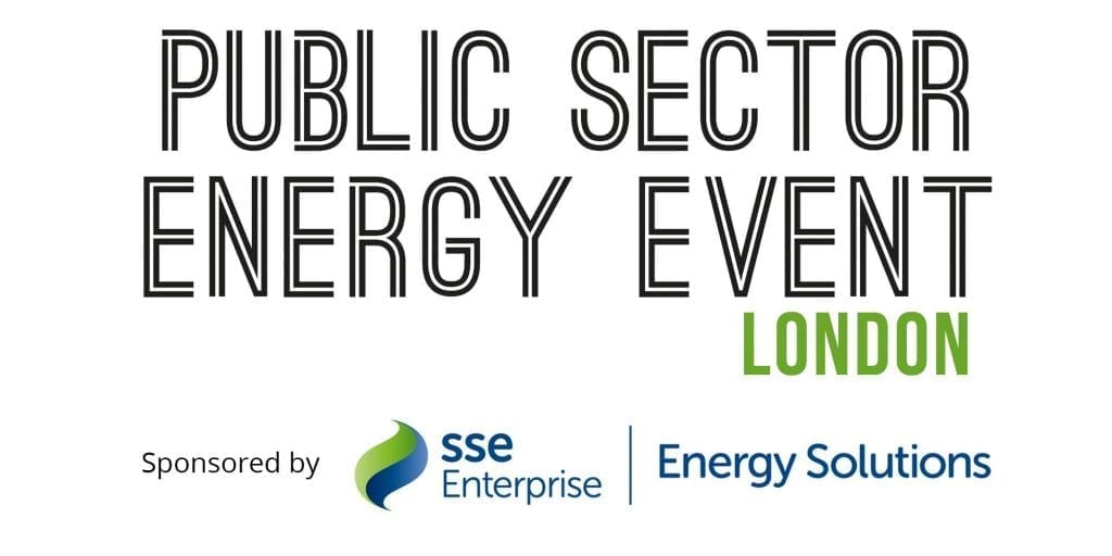 Public Sector Energy Event Logo